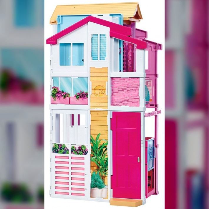 Barbie 3 Storey Townhouse 1